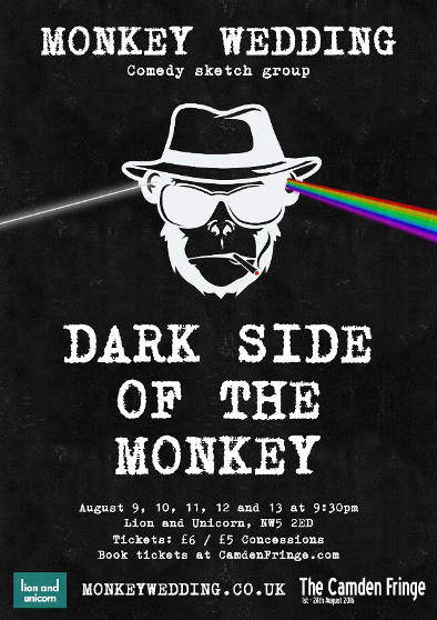 Monkey Wedding: Dark Side Of The Monkey